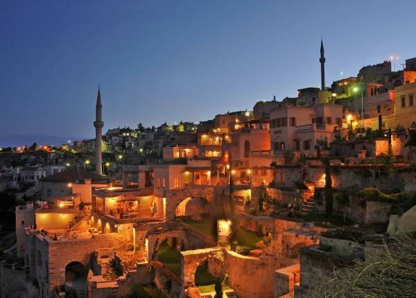 Hotel Argos In Cappadocia - Special Class