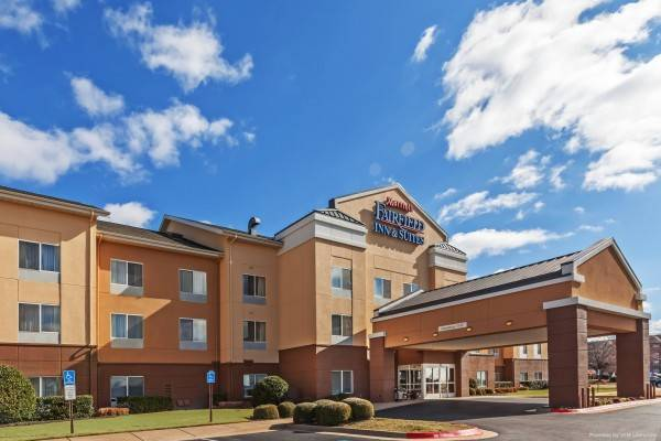 Fairfield Inn & Suites Bentonville Rogers