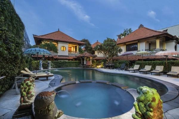 Hotel Royal Tunjung Bali