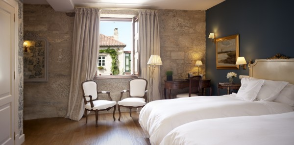 Hotel A Quinta da Auga Spa Relais & Chateaux