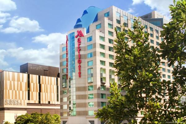 Hotel Marriott Downtown at CF Toronto Eaton Centre