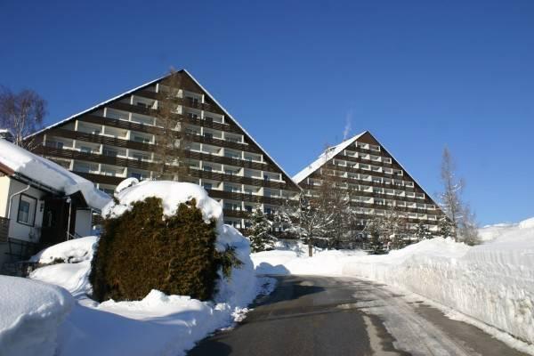 Hotel Appartement Trixi