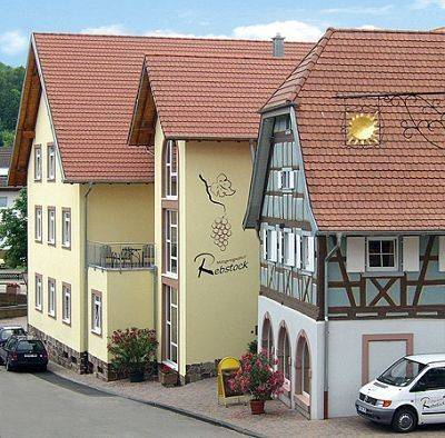 Hotel Rebstock Gasthaus