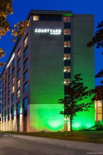 Hotel Courtyard Brussels