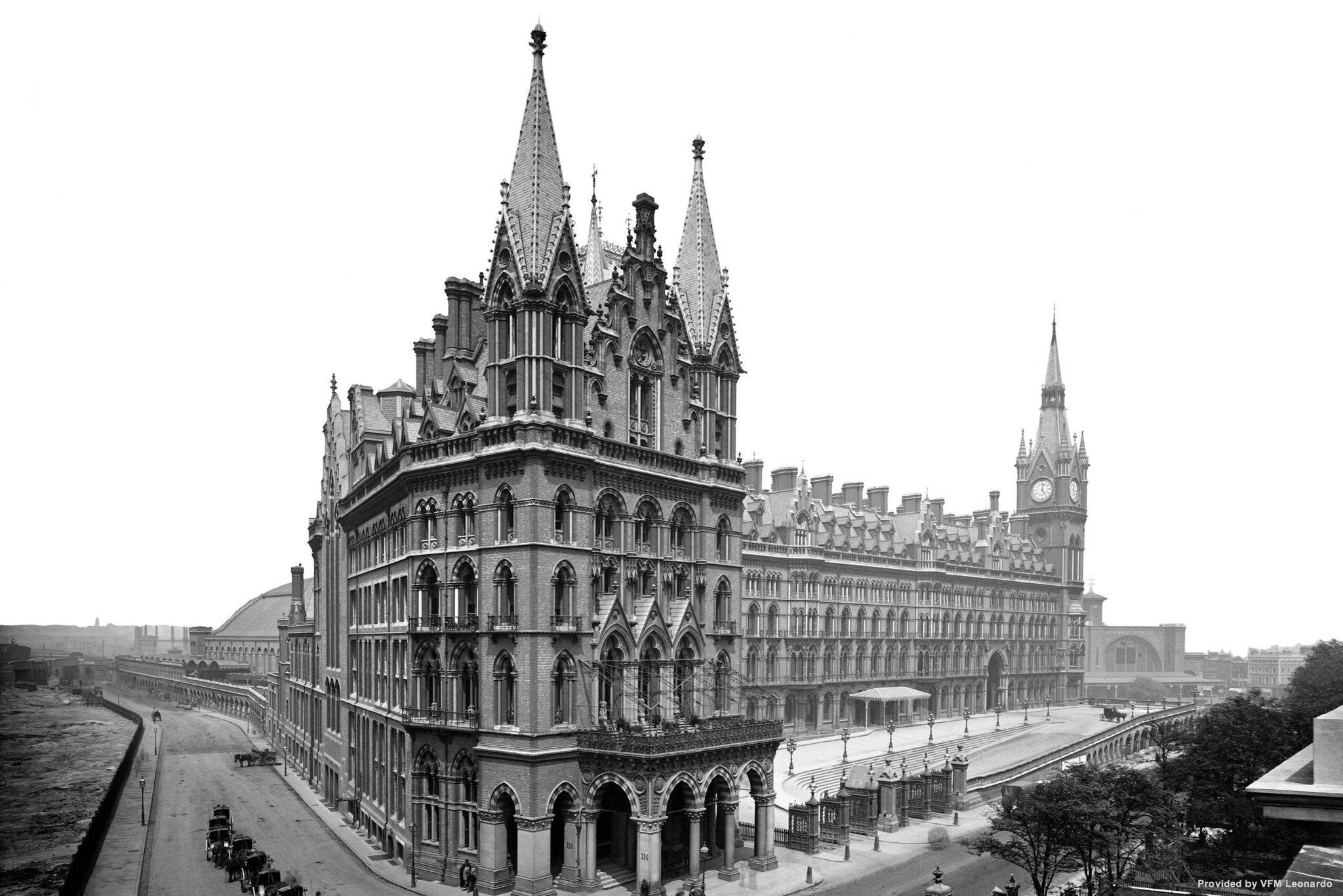 St Pancras Renaissance Hotel London London At Hrs With Free Services