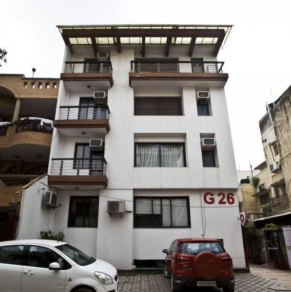 OYO 530 Hotel Azhan Residency