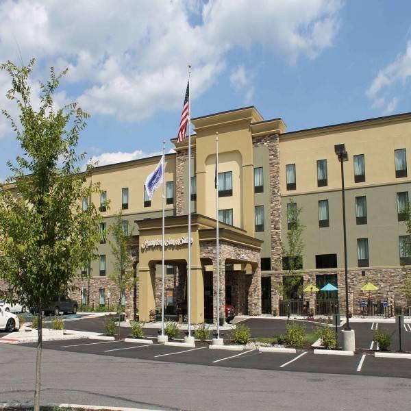 Hampton Inn & Suites Stroudsburg Ba