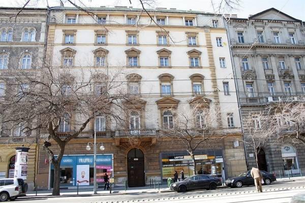 Hotel József Körút Apartment