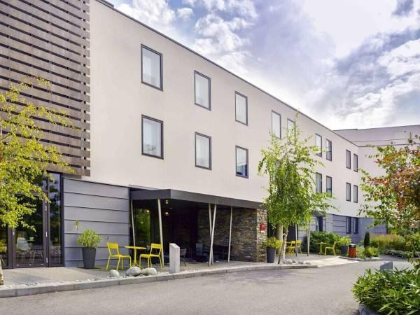 Hotel ibis budget Archamps Porte de Genève