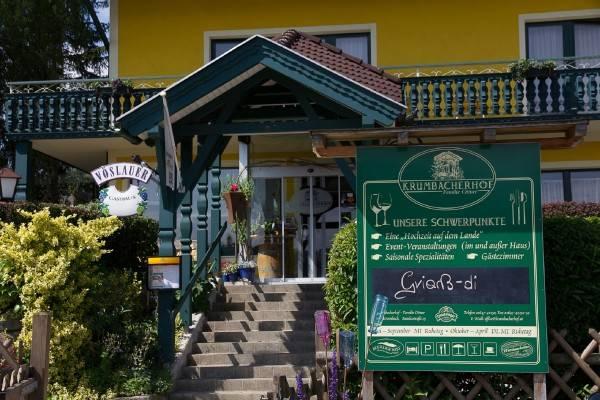 Hotel Krumbacherhof Andreas Ottner