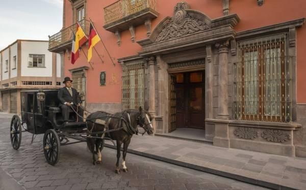 Hotel Quinta Real Palacio de San Agustin