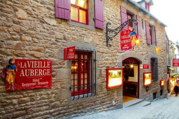Hotel La vieille auberge Symboles de France