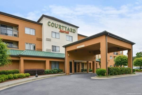 Hotel Courtyard Atlanta Suwanee