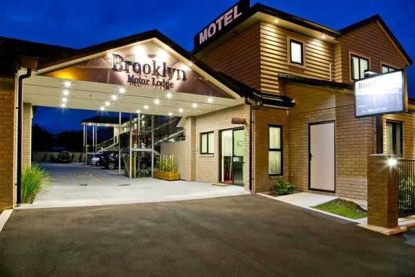 Hotel Brooklyn Motor Lodge