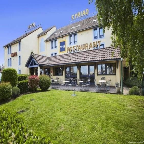 Hotel Kyriad - Beauvais Sud