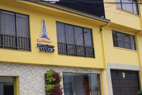 Hotel Hostal Boutique Studio