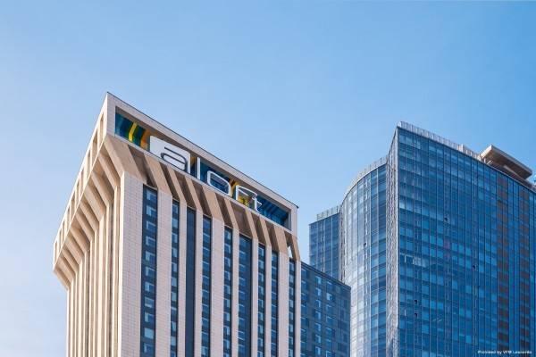 Hotel Aloft Kiev