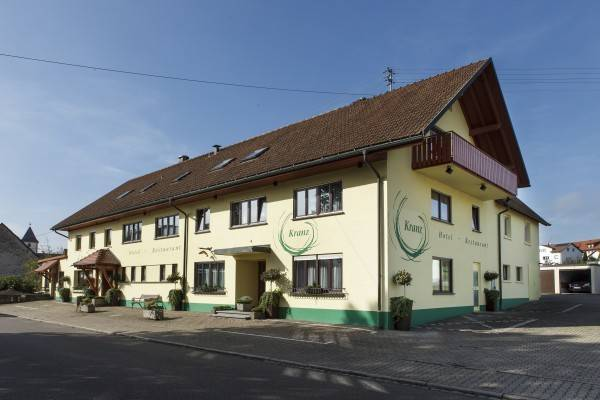 Hotel Kranz Garni