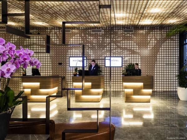Hotel Novotel Brisbane South Bank