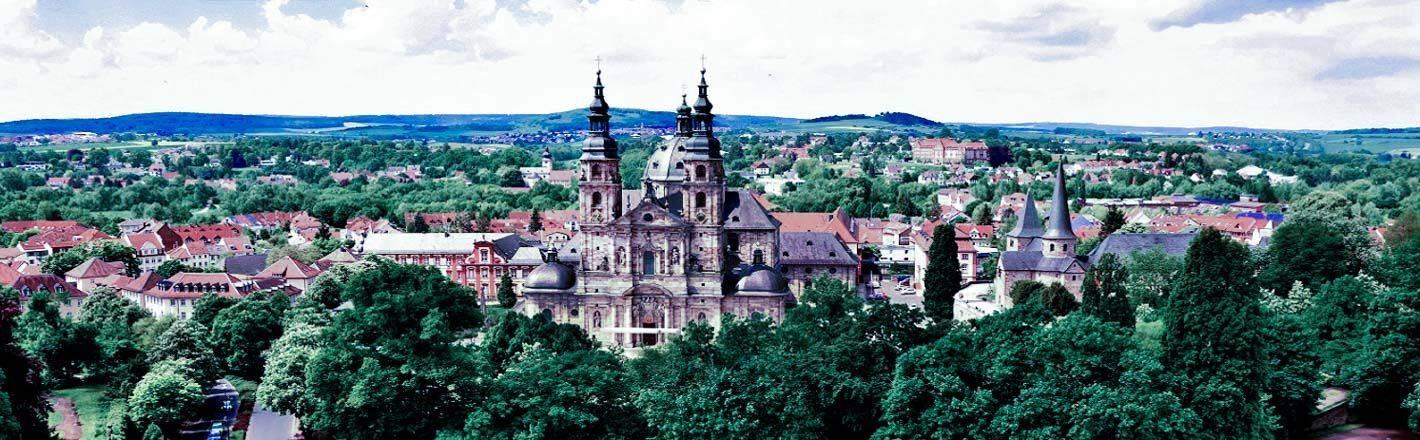 Trouver des hôtels à Fulda : ✓Service de remboursement gracieux HRS ✓Evaluations vérifiées ✓Jusqu'à 30% de réduction ✓Assistance 24h/24
