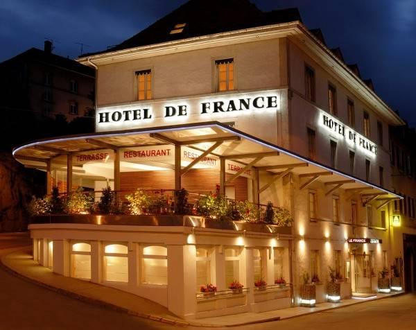 Hotel Le France Logis