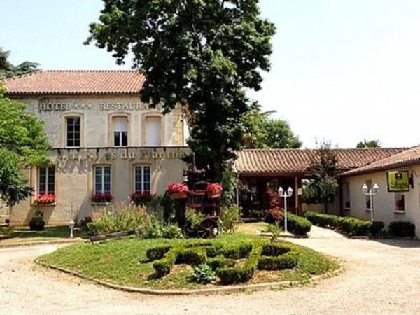 Hotel Les Rives Du Plantie Logis