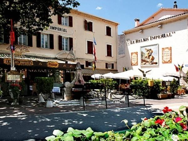 Hotel Le Relais Imperial Logis