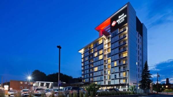 Hotel Best Western Plus Gatineau-Ottawa Downtown
