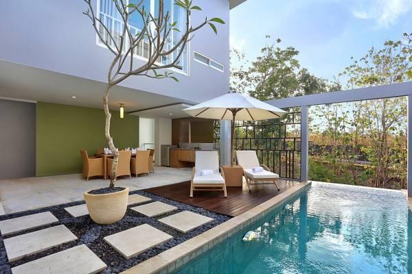 Hotel Tjendana Villas Nusa Dua