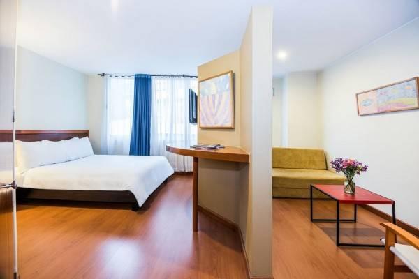 Hotel Viaggio Parque 54