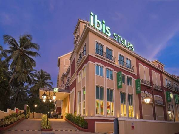 Hotel ibis Styles Goa Calangute