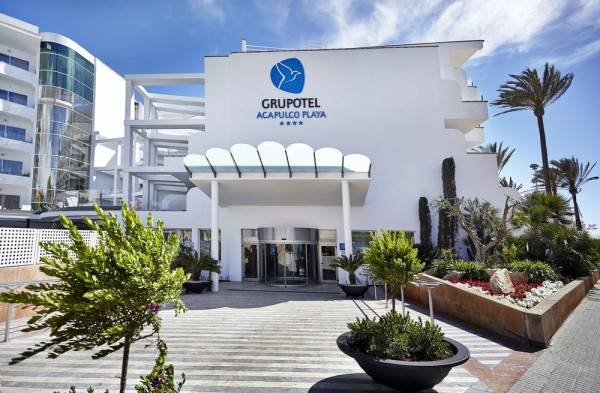 Hotel Grupotel Acapulco Playa - Adults only
