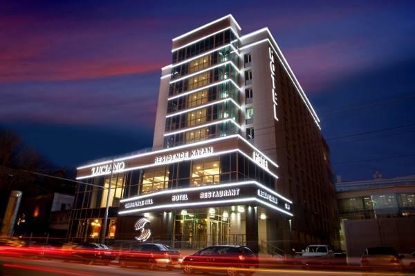 Hotel Luciano Residence Kazan