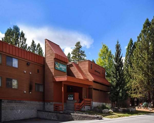 Quality Inn near Mammoth Mountain Ski Re