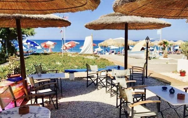 Hotel Katerina Seaside Studios