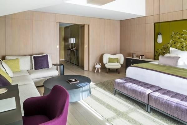Hotel Cheval Blanc Courchevel