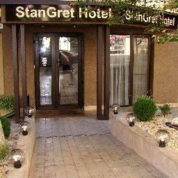 Hotel Stan Gret Стан грет