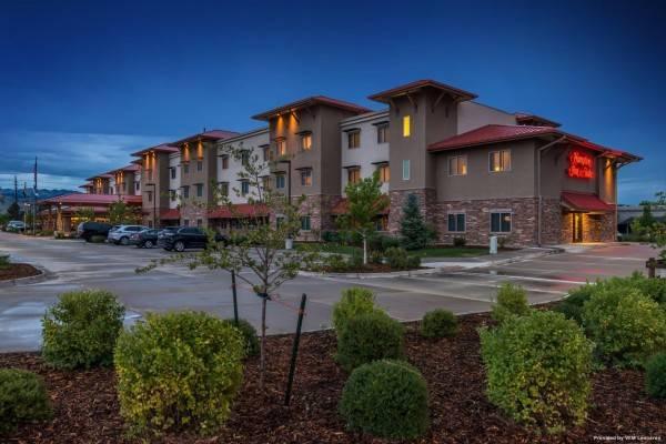 Hampton Inn - Suites Boulder-North CO
