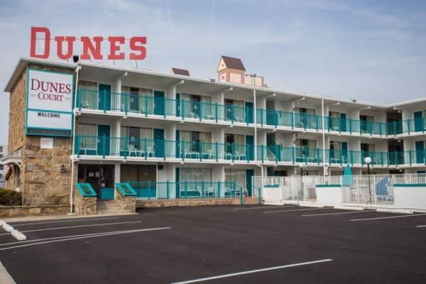 Hotel Dunes Court