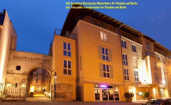 Hotel MAXX by Steigenberger Sanssouci Potsdam