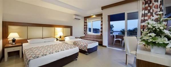 Hotel Justiniano Club Alanya – All Inclusive