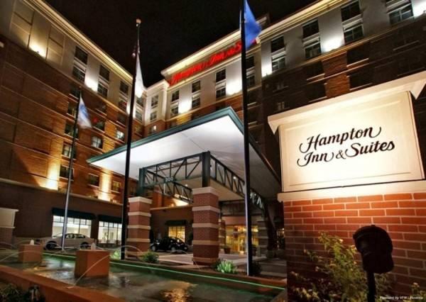 Hampton Inn - Suites Oklahoma City-Bricktown