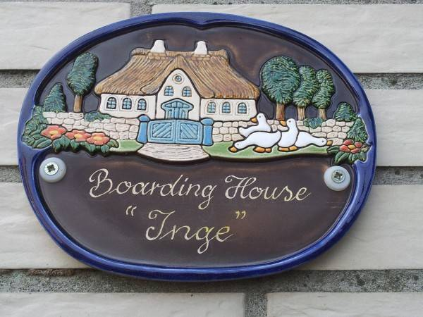 "Hotel Boarding House ""Inge"""