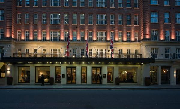 THE MAY FAIR HOTEL LONDON