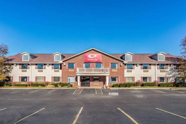 Econo Lodge Inn & Suites Urbana