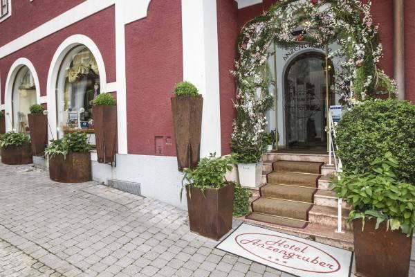 Hotel Villa Anzengruber