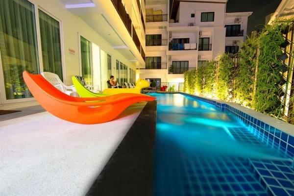 Hotel The Frutta Boutique Patong Beach