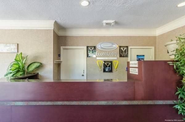 Hotel Econo Lodge Historic Area