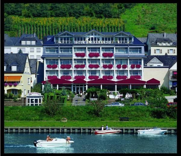 Moselstern Hotel Brixiade & Triton