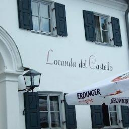 Hotel Locanda del Castello Schlosswirtschaft